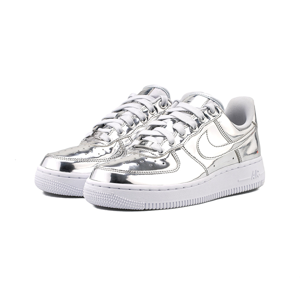 Nike WMNS Air Force 1 Low SP 'Liquid Metal'– Rose Gold