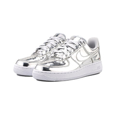 Nike - W Air Force 1 SP ( Chrome/Metallic Silver-White)