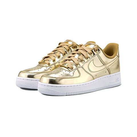 Nike - W Air Force 1 SP (Metallic Gold/Club Gold-White)