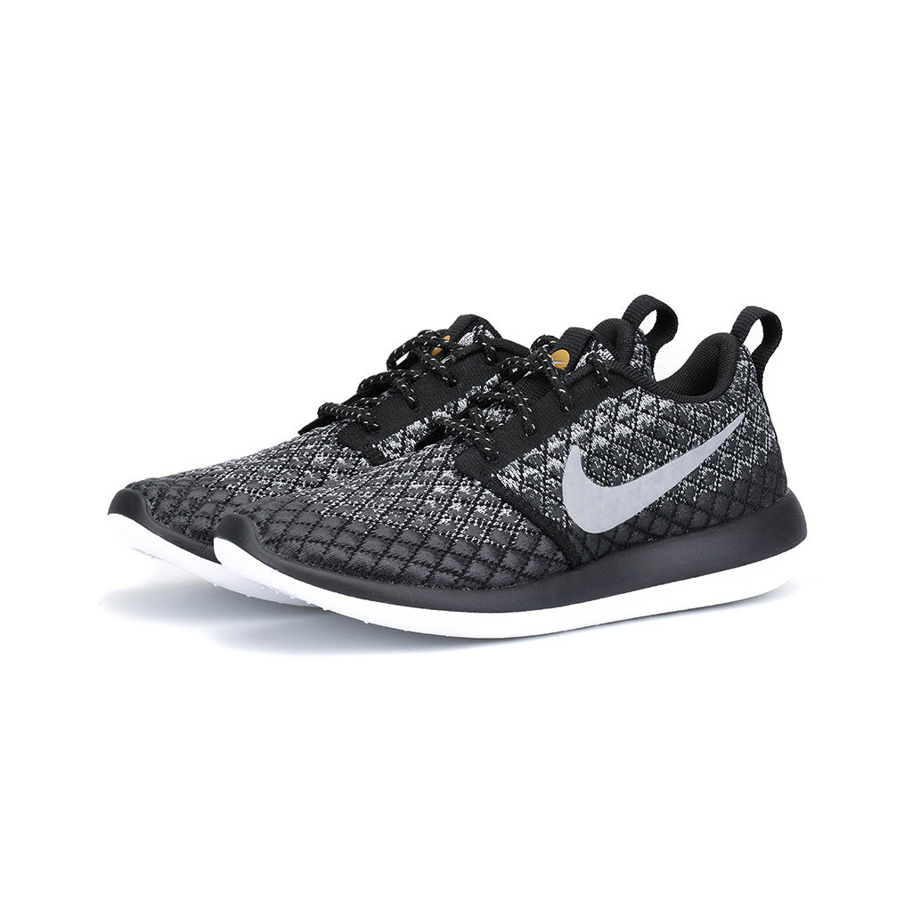 online store 87a42 4ae7d Nike - W Roshe Two Flyknit 365 (Wolf Grey Black White Wolf Grey) – amongst  few