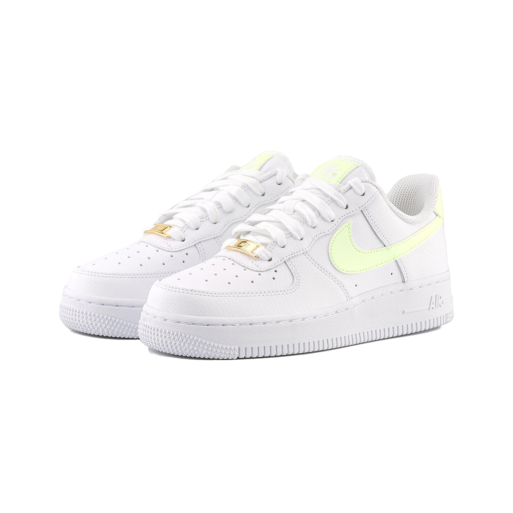 air force 1 white barely