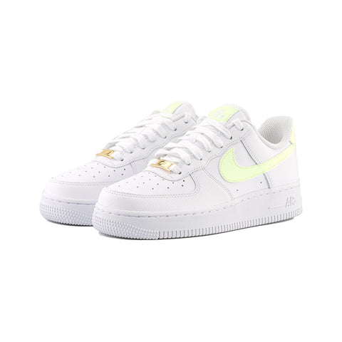 Nike - WMNS Air Force 1 '07 (White/Barely Volt-White-White)