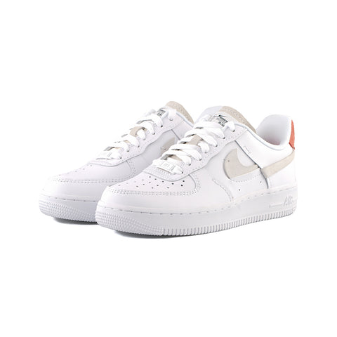 Nike - WMNS Air Force 1 '07 LX (White/Platinum Tint-Game Royal)