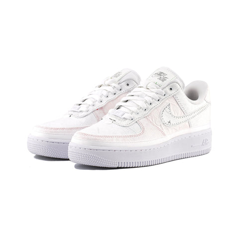 Nike - WMNS Air Force 1 '07 LX (White/White-Multi-Color)