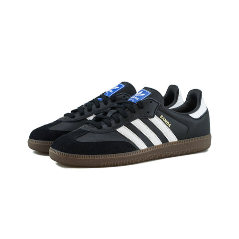 adidas Originals - Samba OG (Core Black/White/Gum5)