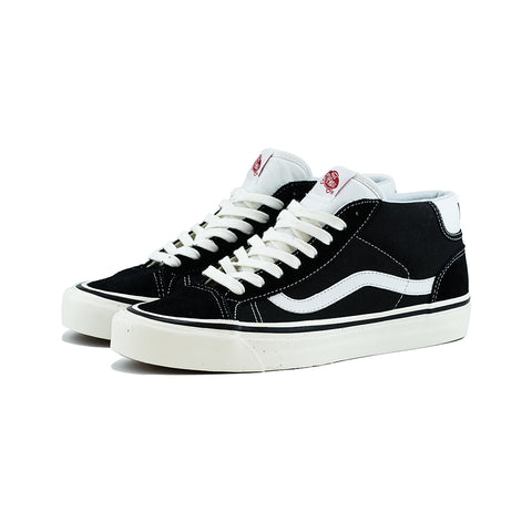 Vans - Mid Skool 37 DX 'Anaheim' (Black/White)