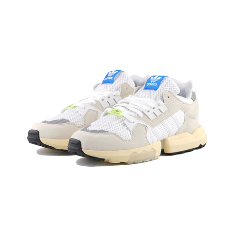 adidas Originals - ZX Torsion (White/Raw White/Easy Yellow)