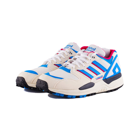 adidas - ZX 0000 (Crystal White/Bright Blue/Bold Pink)