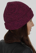 Load image into Gallery viewer, Brescia Pink Beanie Hat - Vevere