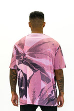 Load image into Gallery viewer, Pale Tropical Oversized Tee - Vevere