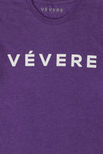 Load image into Gallery viewer, Sorrento Purple T-Shirt - Vevere