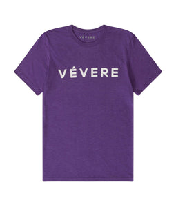 Sorrento Purple T-Shirt - Vevere