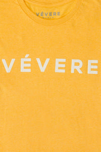 Sorrento Yellow T-Shirt - Vevere