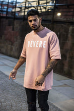 Load image into Gallery viewer, Peach Oversized T-Shirt - Vevere