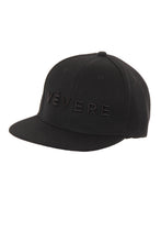 Load image into Gallery viewer, Napoli All Black Snapback Hat - Vevere