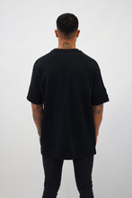 Load image into Gallery viewer, All Black Oversized T-Shirt - Vevere