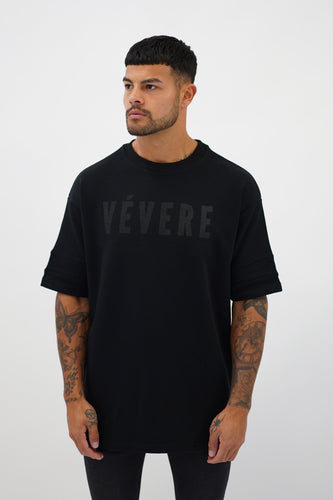 All Black Oversized T-Shirt