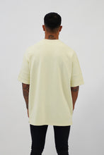 Load image into Gallery viewer, Cream Oversized T-Shirt - Vevere
