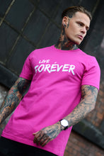 Load image into Gallery viewer, Raspberry Live Forever T-Shirt - Vevere