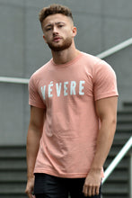 Load image into Gallery viewer, Salmon Siena T Shirt - Vevere
