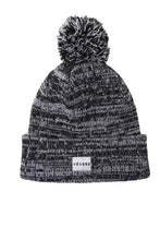 Load image into Gallery viewer, Vicenza Black Bobble Hat - Vevere
