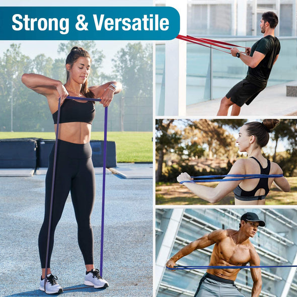 Assisted Pull Up Bands (3 Pack)