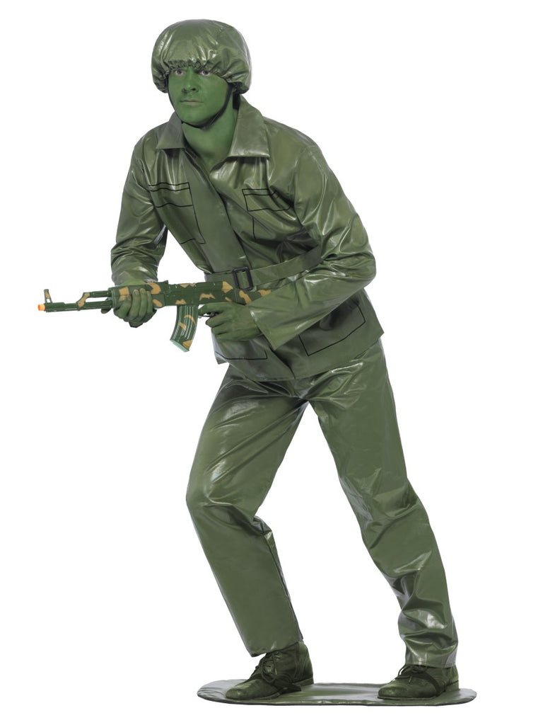 Toy Soldier Fancy Dress Costume - Stag Suits