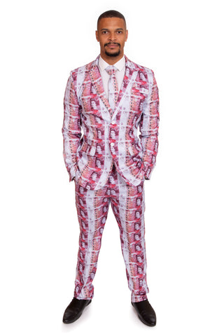 £50 Great British Pound Money Stag Suit