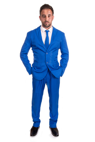 Blue Original Mens Stag Suit