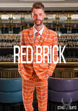 Red Brick Stag Suit - Stag Suits