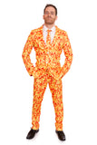 Red Hot Fire Halloween Stag Suit - Stag Suits