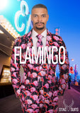 Pink Flamingo Stag Suit - Stag Suits