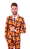 German Flag Stag Suit - Stag Suits