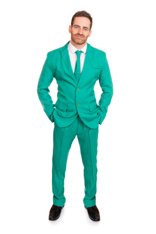 Green Original Mens Stag Suit
