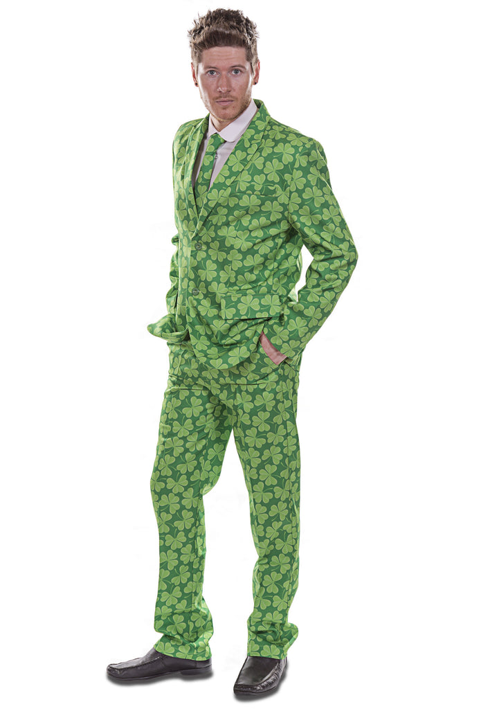Shamrock Irish Stag Suit - Stag Suits