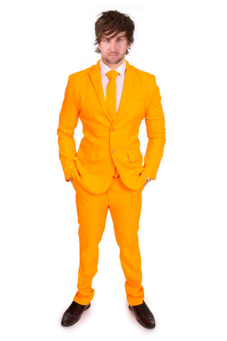 Orange Original Mens Stag Suit