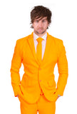 Orange Original Mens Stag Suit - Stag Suits