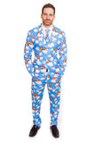 Rainbow Clouds Stag Suit - Stag Suits