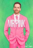 Pink Original Mens Stag Suit - Stag Suits