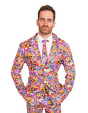 Psychedelic 60s Stag Suit - Stag Suits