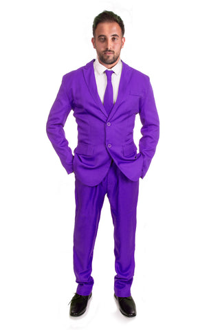 Purple Original Mens Stag Suit