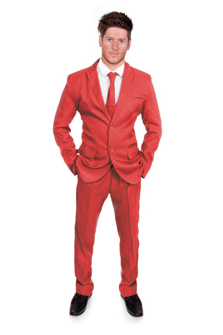 Red Original Stag Suit