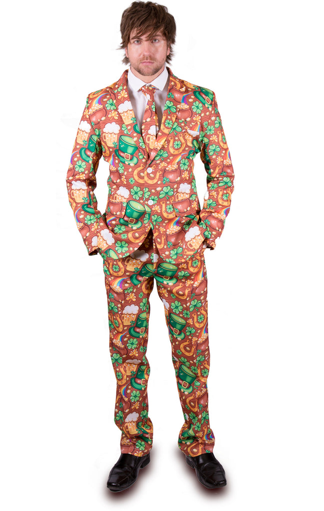 St Patricks Irish Stag Suit - Stag Suits