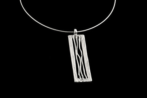 African Fence Pendant