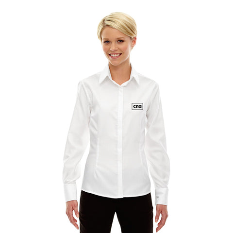 Women's Long Sleeve Dress Shirt