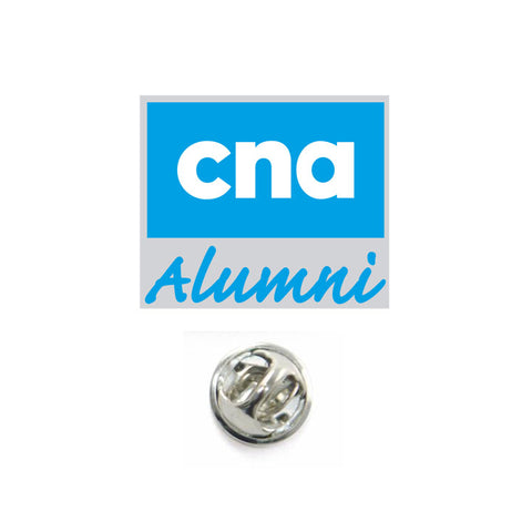 Soft Enamel Alumni Pin