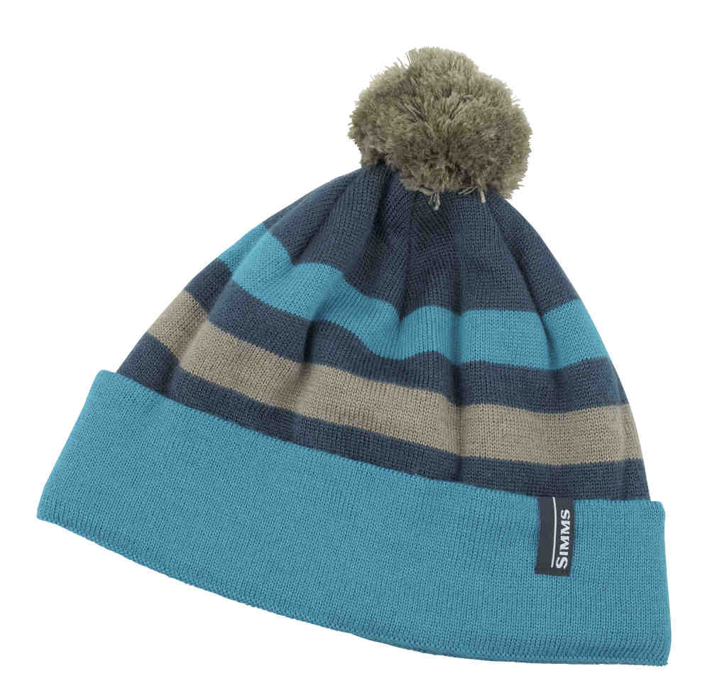 Womens Simms Fishing Toque Pom Fishing Apparel Canada