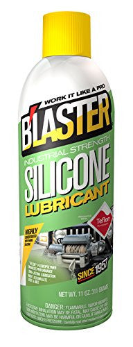 B'laster 16-SL Industrial Strength Silicone Lubricant - 11-Ounces
