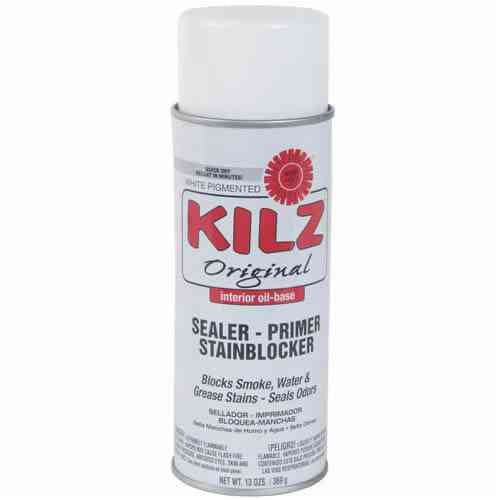 Masterchem 10004 Kilz 12 Oz Aerosol Primer by Masterchem Industries