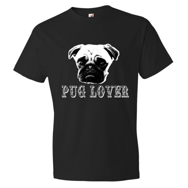 Pug Short sleeve t-shirt